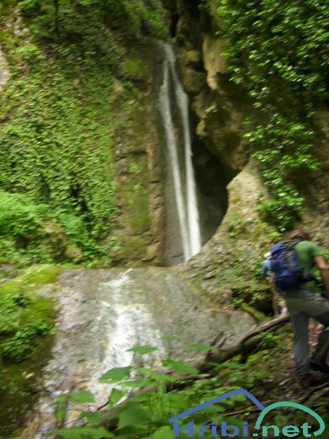 Bohorski slapovi
