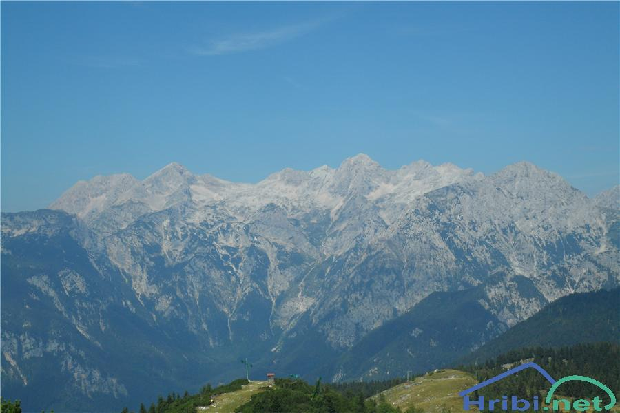 najlepši razgled z Velike planine