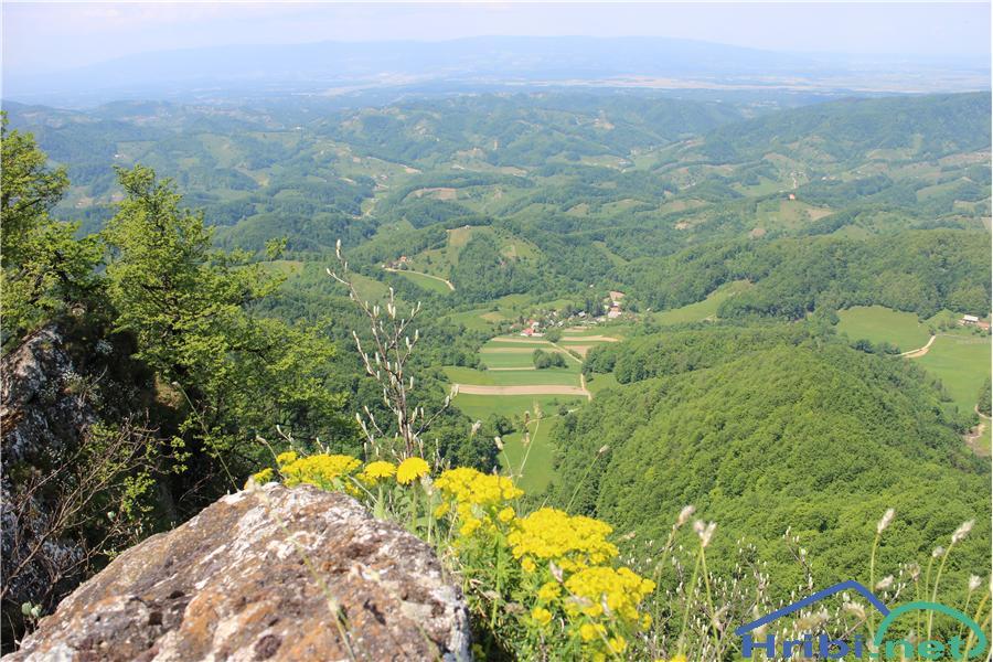 Razgled z Donačke gore
