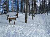 Mali in Veliki Snežnikkoča je odprta....