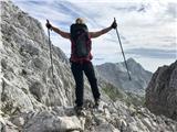 GrintovecNa poti čez Streho proti vrhu