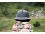 Monte Peralba (2694)spomin na mračno preteklost teh krajev