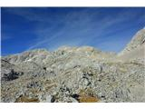 Sedmera jezeraProti Kanjavcu je tudi v večini vse kopno