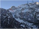 Rjavčki vrh ali Planinšca ( 1898m )poč desno od Škarij