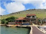 KornatiCilj, zaliv Šipnata, hiša Risanka
