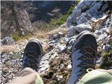 Ojstri vrh 1371mNovi čevlji. Na testiranju se dobro obnašajo - zadovoljen!
