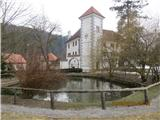 Polhograjska Gora (Sveti Lovrenc)grajski dvorec