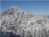 Kamniška Bistrica - Kamniško SedloV družbi s Krničko goro in Matkovo kopo