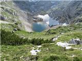 srednje kriško jezero