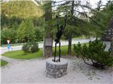 Sveta Ana (Ljubelj)Spominski park