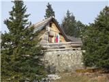 Velika planinaJarški dom