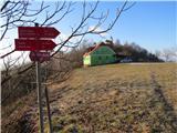 Boč - Donačka goraLožno od blizu