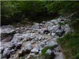 Bele vode / Rio Bianco - rifugio_brunner