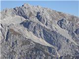Turn pod Stenarjem 2154Dovški križ s Škrnatarico, pod njo greben Kopic, na sredini kompleten greben Šplevte, vključno s Spodnjo Šplevto 2046.