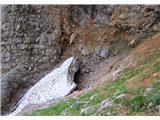 Krnička gora iz Matkove Krniceostanek Škaf-a