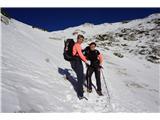 Šitna glava (Nad Šitom glava)- Dobri poznavalki gora - Jelena in MaTeja