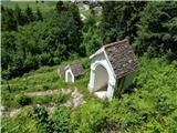 Planina pri Sevnici-Sv. Križ-730m
