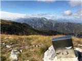 Gran Monte (Stolov greben)Geben Muzcev z Breškega Jalovca