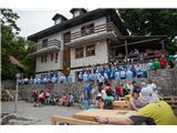 Lisca planinskih doživetij za 2500 ljubiteljev goraDan slovenskih planinskih doživetij 2019 na Lisci (foto Ljubo Motore).