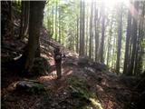 Planina Za Skalo in Kaluderdan se počasi poslavlja