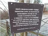 Kapunar (1051 m)Ob domačiji Župank