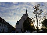 Jakobova pot  - Višarska smer-  Cerkev sv. Martina