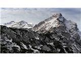 Veliki vrh (Veža)najvzhodnejša lepotica naših Alp -Ojstrica