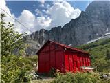Pot Chersi / Sentiero Alpinistico Carlo ChersiBivak Stuparich
