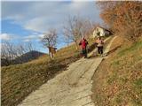 Boč - Donačka goraproti dolini