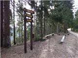 Libeliče - Šteknetov vrh
