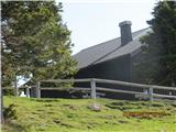 Velika planinačrnuški dom