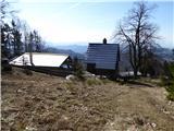 Velika planinaFrenkijeva hacienda (Senožetnik)