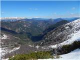 Spodnja Kokra - baseljski_vrh