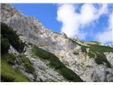 Krnička gora iz Matkove Krnicein spet se zjasni