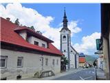 Rdeči breg (Pohorje)center Lovrenc na Pohorju