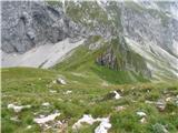 Skriti kotički v gorskem rajuBrežice, najlažji dostop do tu je iz Bavšice