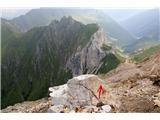 Monte Peralba (2694)razgled s poti
