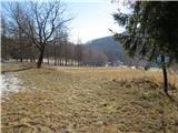 Boč - Donačka gorav bljižini doma na Boču