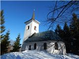 Selca - Sveti Mohor (Zabrekve)