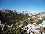 Pogled na Kalški greben, 31.10.2015.