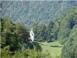 Polhograjska Grmadamenda cerkvica sv. Uršule