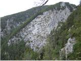 Ojstri vrh 1371mNadaljevanje sledi po tistem grebenu