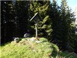 Šajda / Schaidasattel - Kravji vrh / Kuhberg
