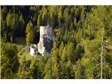 Piz BoeRazvaline gradu v vasici Andraz