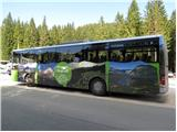 Debela peč, Brda, Lipanski vrh, Mrežcenazaj do parkirišča in hop na avtobus do Bleda