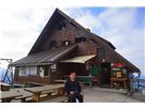 Planinske koče- Koča bo odprta še ves oktober, pravi Kati