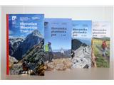 Vse več tujcev v dobro obiskanih...Vodnik po Slovenski planinski poti v angleščini in slovenščini (foto Manca Ogrin).