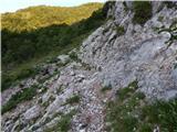 Kneške Ravne (Prošček) - koca_na_planini_razor
