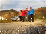 Boč - Donačka gorana cilju
