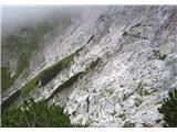 Krnička gora iz Matkove Krnicečez prehod